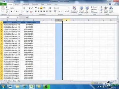 microsoft excel pivot tables learn microsoft excel pivot tables part 1