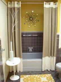 gray and yellow bathroom ideas decorating with gray cbell designs llc