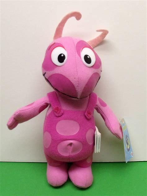 Backyardigans Pink Nickelodeon S Backyardigans Uniqua The Pink 8 Quot Plush Doll