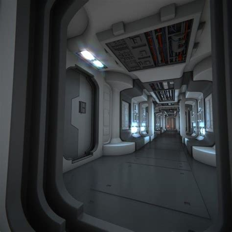 17 best ideas about spaceship interior on sci