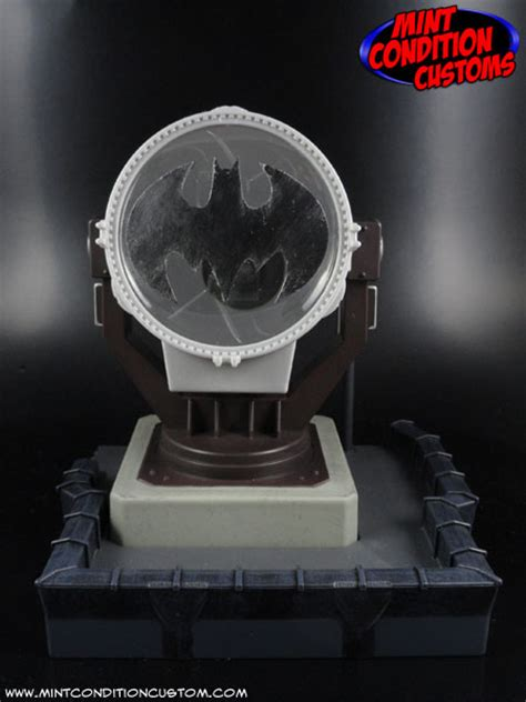 Bat Signal Light For Sale by Custom Bat Signal Classic Comic Style Discussion