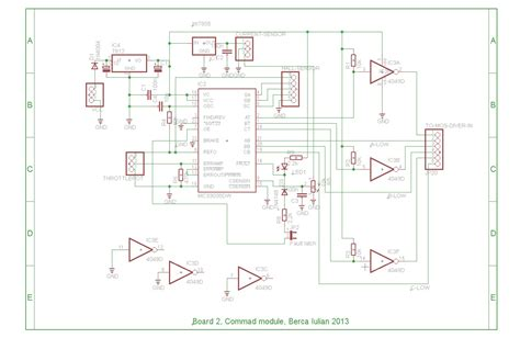 wiring diagram brushless motor esc circuit alexiustoday