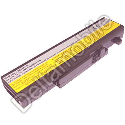 Baterai Lenovo Ideapad Y450 Y450a Y450g Y550 Y550a Y550p Standard Capa akumulators analogs ibm lenovo ideapad y450 y450a y450g y550 y550a y550p 11 1v 4400mah