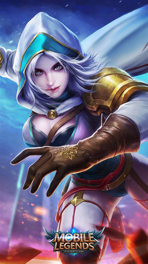 wallpaper mobile legend bergerak gambar mobile legends hd gambar 08