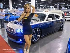 Black And Pink Mustang For Sale Modified Car Owner Lance Doss Brings Custom Dodge Charger R T To West Coast Car Shows
