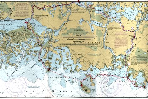 map of ten thousand islands florida trip route chokoloskee to new turkey key paddling in