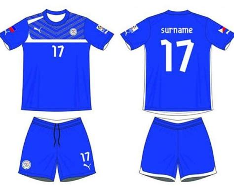 jersey design in the philippines new azkals suzuki cup jerseys puma philippines home away
