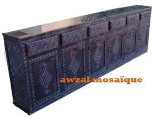 berbere artisanat marocain meuble marocain canap 233