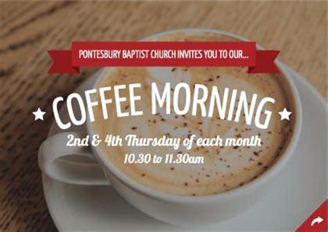 Invitation Cards Truthvine Coffee Morning Invitations Templates