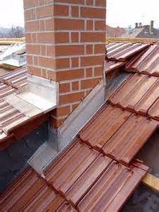 kamin dach abdichten schornsteinbau