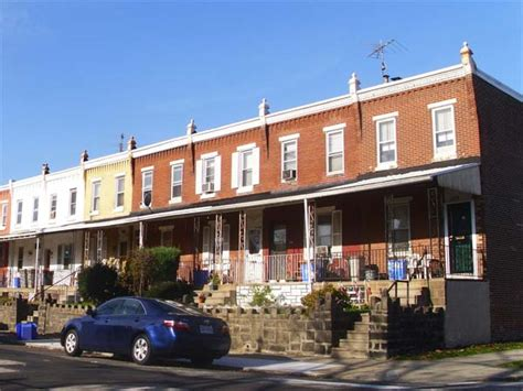 philadelphia house tacony neighborhood philadelphia best old house