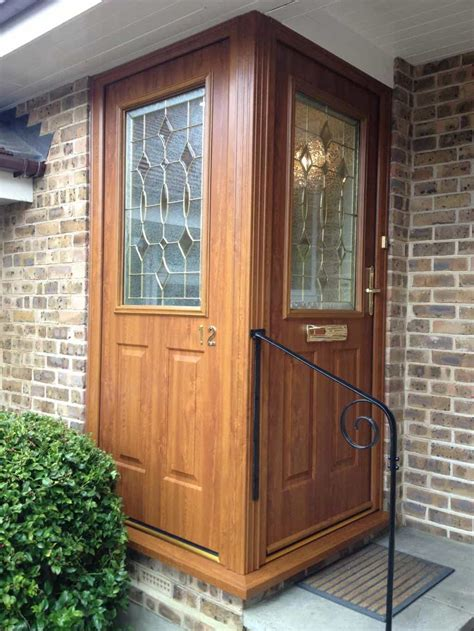 golden oak doors front entrance doors exterior doors replacement surrey