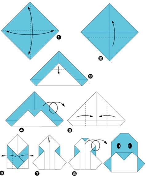 easy origami figures simple origami for and their parents selection of