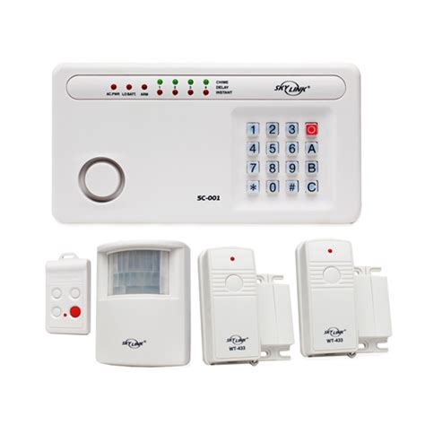 sc 100 skylink wireless alarm system kit