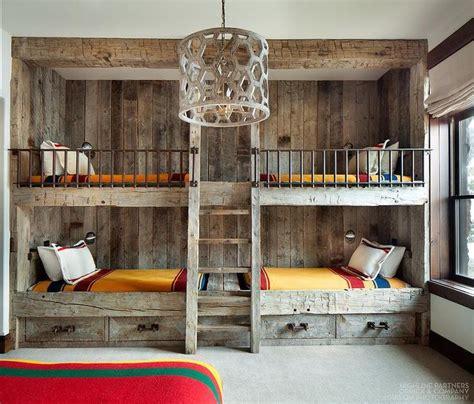 Best 25 Single Bunk Bed Impressive Best 25 Rustic Bunk Beds Ideas On Pinterest