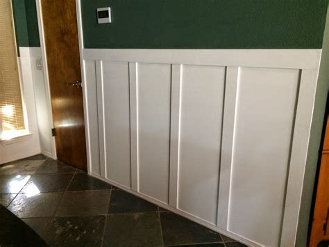 Batten Wainscoting wilker do s diy board and batten wainscoting