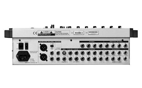 Mixer Alto L 16 alto professional legacy mixers series gt l 12