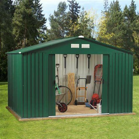 metal garden shed    outdoor storage