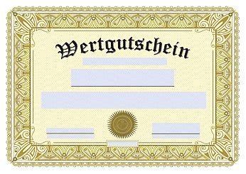 Vorlage Word Reisegutschein Drucke Selbst Origineller Gutschein