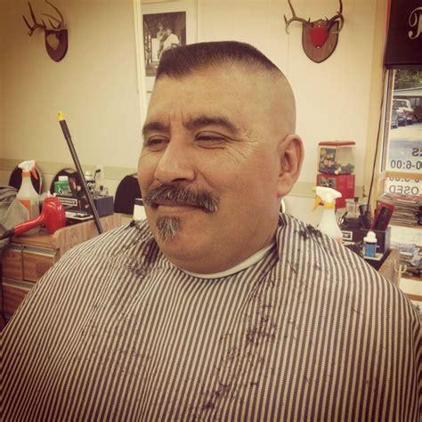 barbershop flattop bald fade flat top quot barber quot hair pinterest tops