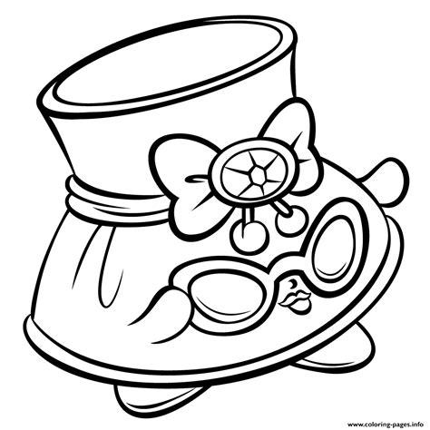 Mainan Anak Shopkins Season 3 10 mewarnai gambar shopkins