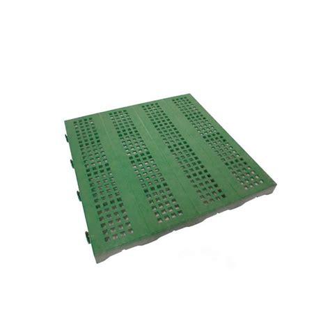 piastrelle 40x40 piastrella forata in plastica ad incastro per esterno e