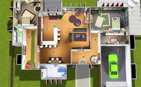that 70s show house floor plan mod the sims simply modern