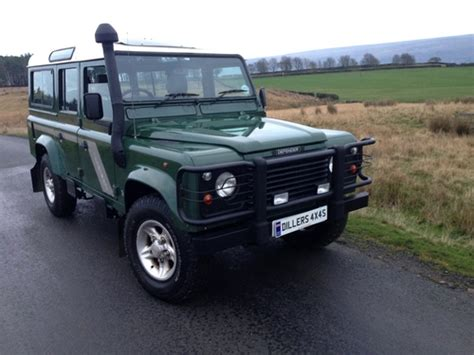 1997 p land rover defender 110 county station wagon 300