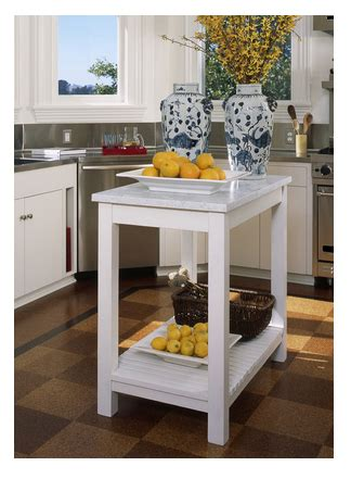 there are alternatives to your kitchen island design if