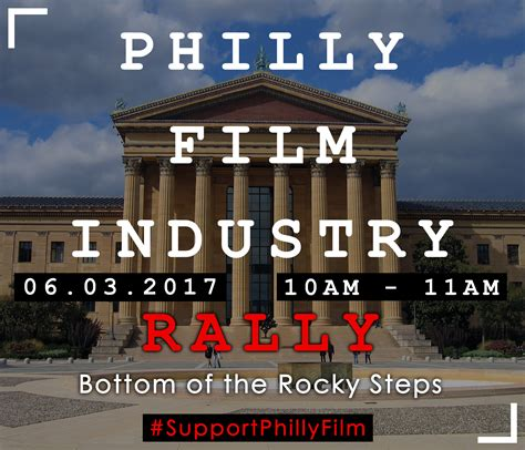 Philadelphia Contests And Giveaways - greater philadelphia film office rally for philly s film industry greater