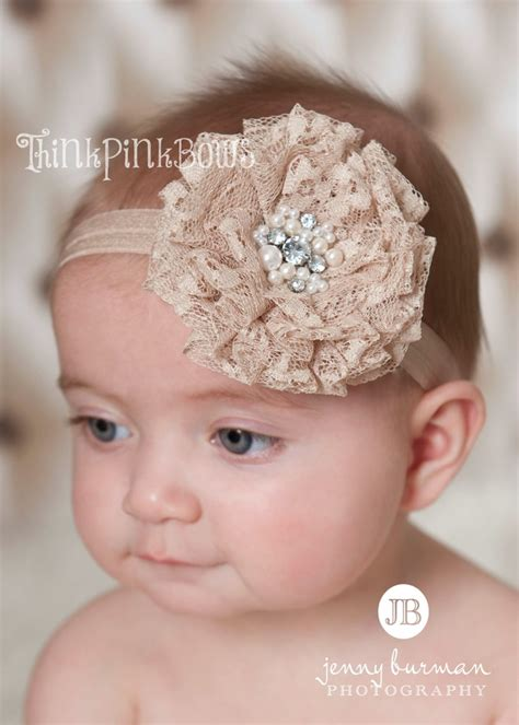 newborn baby headband bows lace flower children 17 best images about headbands para ya on