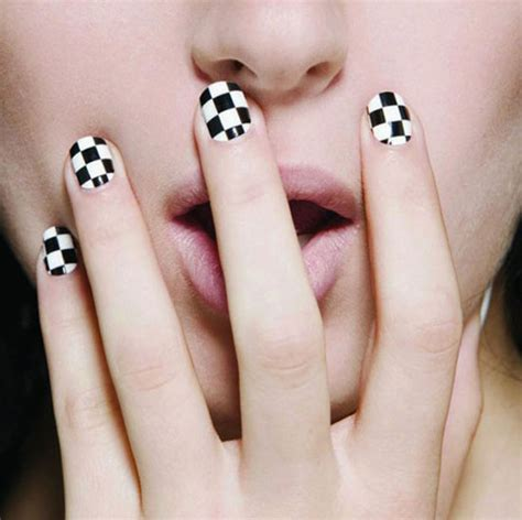 easy nail art pdf 20 easy simple black nail art designs supplies