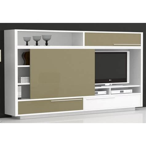 Tv Cupboard by Meuble Tv Mural White Cupboard Couleur Blanc Ma Achat