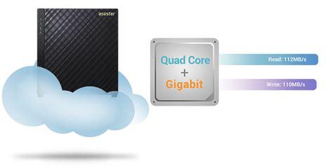 Asustor As3204t 4 Bay Nas Server External Storage Asustor As3204t 4 Bay Nas Server External Storage
