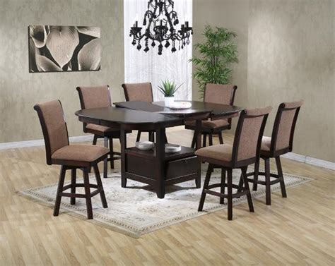 Dining Room Table With Swivel Chairs 92 Swivel Dining Room Chairs Cool Leather Swivel Dining Room Chairs 99 On Ideas With