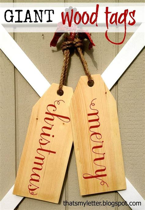 personalized giant wood tags jaime costiglio