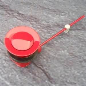 waschtisch ablaufgarnitur waschtisch ablaufgarnitur rot ral 3003 mit st 246 psel