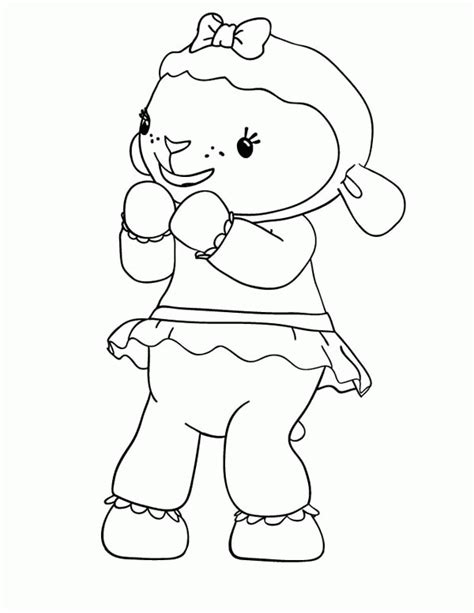 full page doc mcstuffins coloring pages doc mcstuffins lambie coloring page az coloring pages