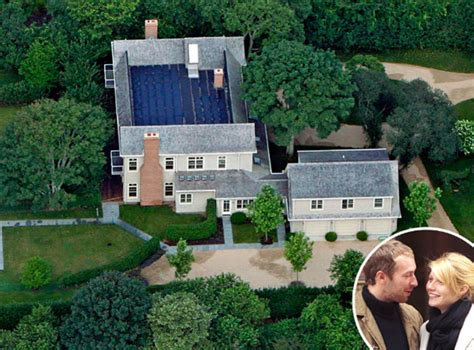gwyneth paltrow house most expensive celebrity homes in the hamptons neighborhood