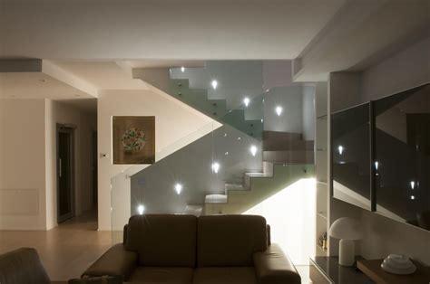 illuminazione scala interna 28 images villa