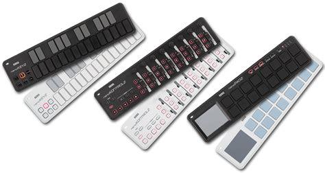 Pad Controller Korg Nano Key 2 Korg Nano Pad 2 Korg Nano Kontrol 2 korg pr 228 sentiert nano2 serie midi studio controller