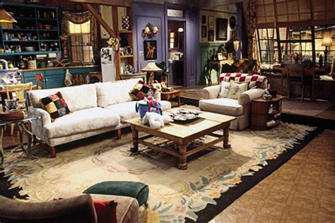 friends living room decorate an apartment in f r i e n d s style s place furniture