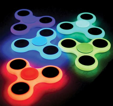 Fidget Spinner Glow In The Bearing Besi glow in the ceramic fidget spinner south africa