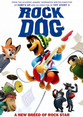 new movies on dvd rock dog 2016 image rock dog 2016 dvd cover png english voice over
