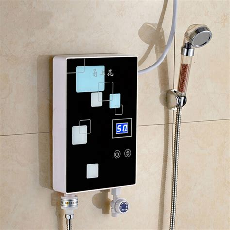 doccia elettrica instant electric shower electric water heater speed