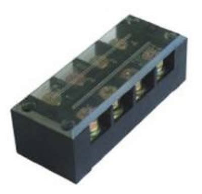 Diskon Terminal Blok Krustin 25mm Hitam rell mcb terminal block daftar harga indomakmur