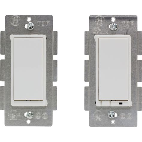 Lowes Light Switch by Shop Ge 2 10 White Pole Decorator Light