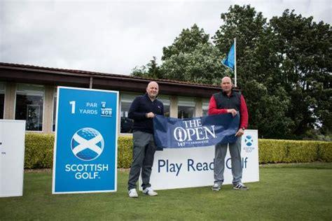 golf business news niddry castle  falkirk todays