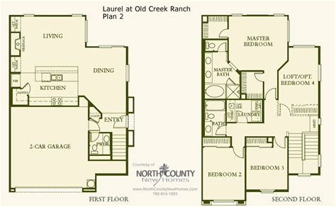 old floor plans laurel at old creek ranch floor plans
