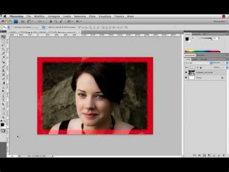 creare cornici con photoshop tutorial photoshop creare cornici fotografiche con